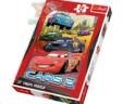 """Puzzle Trefl """"Cars 2"""" 24 kom Maxi (14121)"""