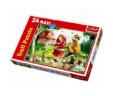 """Puzzle Trefl """"Crvenkapica"""" 24 kom Maxi (14130)"""