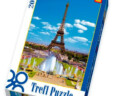 "Puzzle Trefl ""The Eiffel Tower"" 2000 kom (27051)"