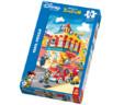 """Puzzle Trefl """"Mickey's Town"""" 24 kom Maxi (14083)"""