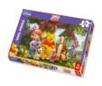 "Puzzle Trefl ""Tigger and Pooh"" 24 kom Maxi (14101)"