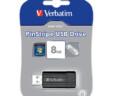USB Memorija Verbatim PinStripe 8GB