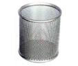 Čaša za olovke metalna