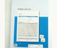 Knjiga računa A4 I-409/NCR