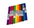 Papir krep ukrasni rola 50×250 40g razne boje