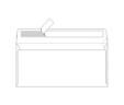 Kuverta ABT bez prozora 110 x 230 100 kom
