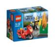 Lego City Vatrogasni motor
