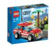 Lego City Vatrogasni zapovjednik