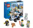 Lego City Zbirka policijskih mini figura