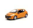 Automobil Welly Peugeot 207 1:43