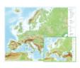 Stolna karta Europe