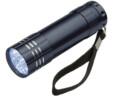 Svjetiljka 9 LED metalna