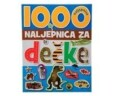 1000 Naljepnica za dečke