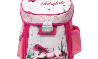 Školska torba anatomska Street Fairytale