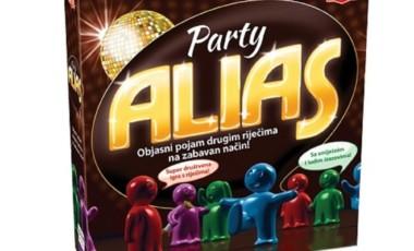 Alias Party – društvena igra