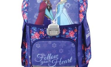 Školska torba anatomska Disney Frozen