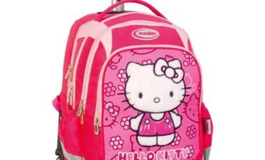 Ruksak s kotačićima Hello Kitty