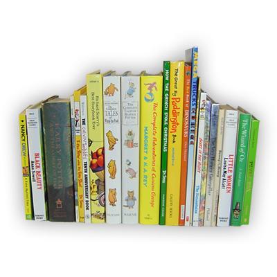 Knjige za djecu i najmlađe