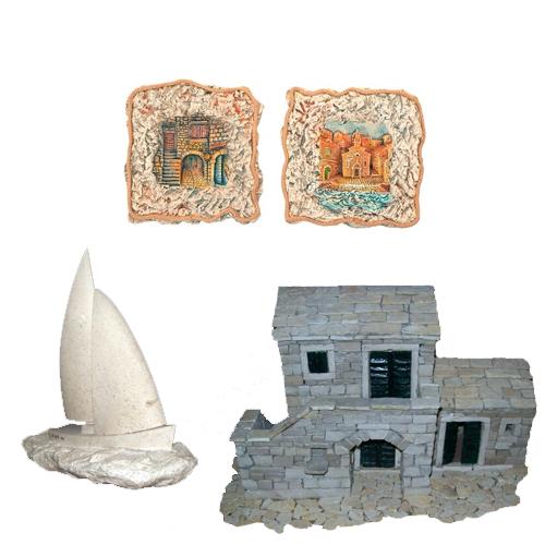 Razne figurice i suveniri